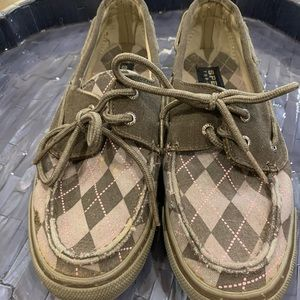 Sperry Bahama 2 Eye Brown/Lt Bro
